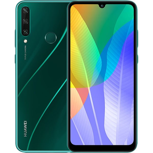 Điện thoại Huawei Y6p (Nền tảng Huawei Mobile Service)