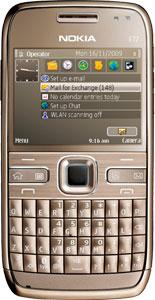 Nokia E72-hình 5