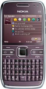 Nokia E72-hình 17