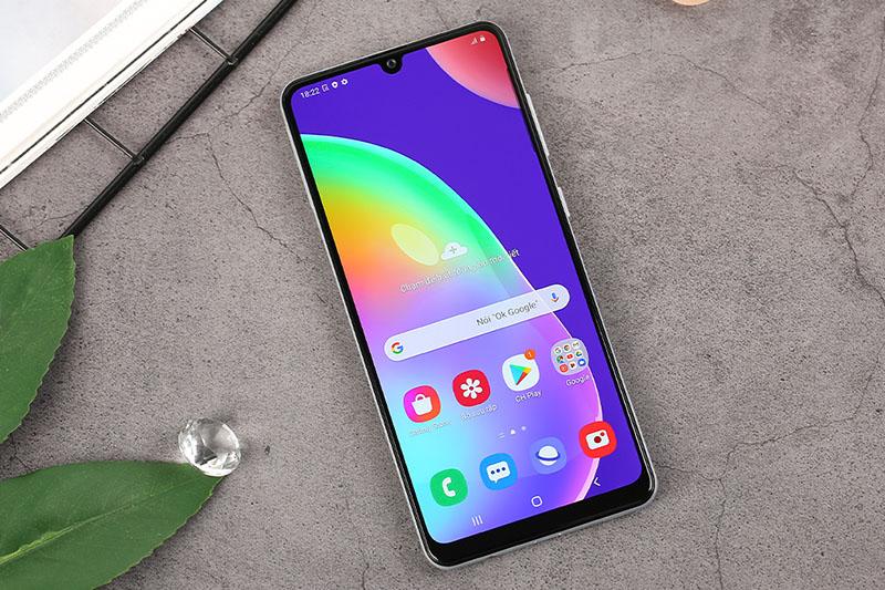 Điện thoại Samsung Galaxy A21s | Màn hình khoét lỗ tràn viền cao cấp
