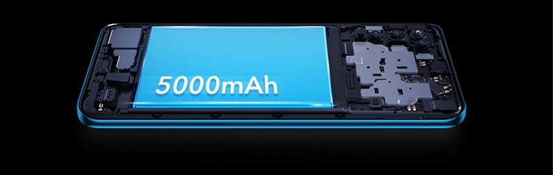 Điện thoại Vivo Y30 | Dung lượng pin khủng