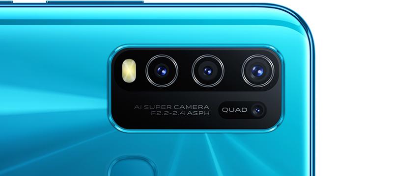 Điện thoại Vivo Y30 | Cụm 4 camera ấn tượng