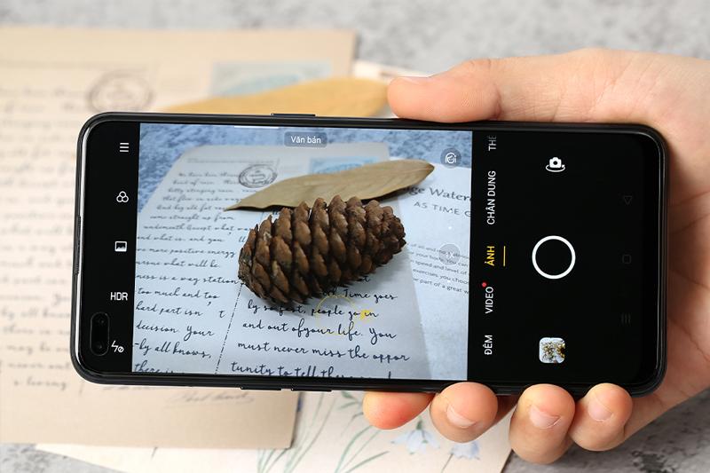 Camera lấy nét tự động -  Oppo Reno 4