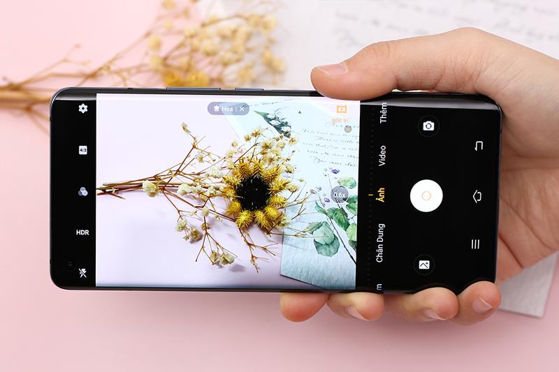 Điện thoại Vivo X50 Pro | Ảnh chụp từ camera sau