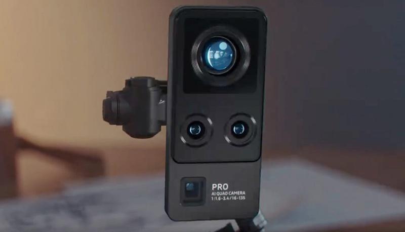 Điện thoại Vivo X50 Pro | Camera chống rung chuyên nghiệp
