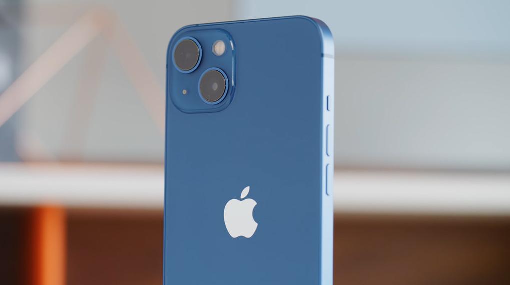 Thiết kế nguyên khối sang trọng, đẳng cấp - iPhone 13 128GB