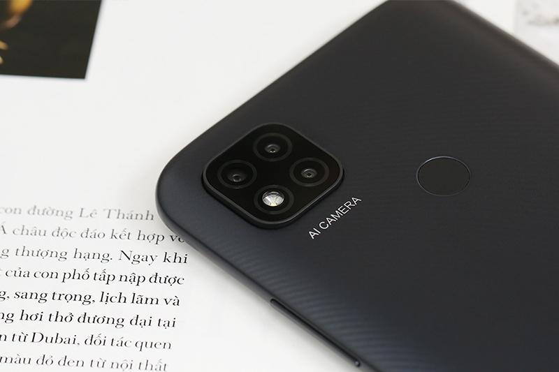 Xiaomi Redmi 9C - Trang bị 3 camera sau