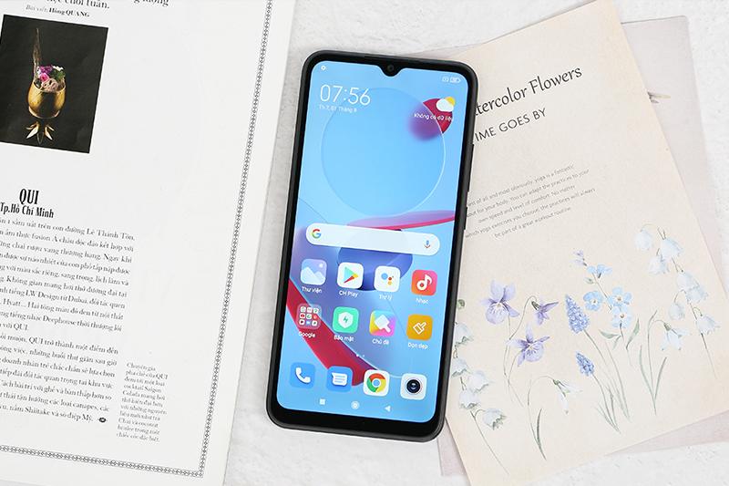 Điện thoại Xiaomi Redmi 9C | Liên lạc, giải trí chơi game thoải mái với pin 5000 mAh