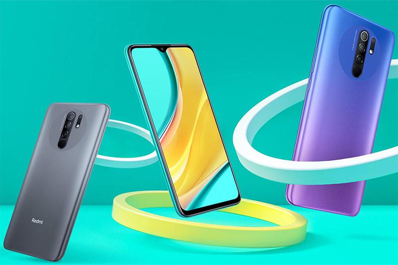 Ba phiên bản màu đa dạng cho khách hành lựa chọn - Xiaomi Redmi 9