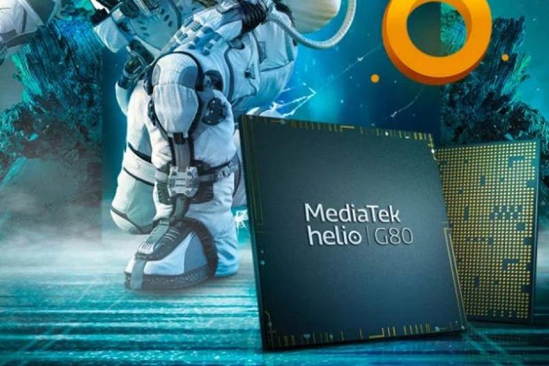Trang bị chipset  MediaTek Helio G80 | Redmi 9