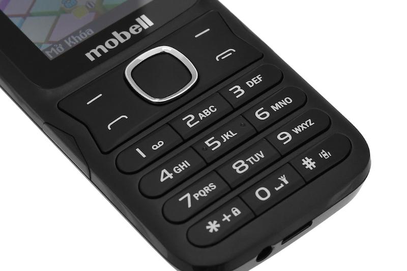 Điện thoại nghe gọi Mobell M218 | Bàn phím