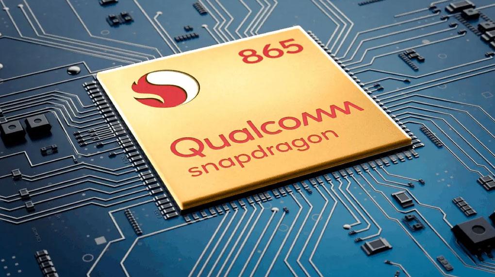 Chip Snapdragon 865 8 nhân - Samsung Galaxy S20 FE