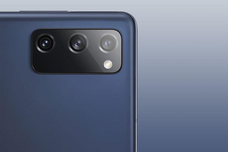 Cụm 3 camera chất lượng đa tính năng - Samsung Galaxy S20 FE