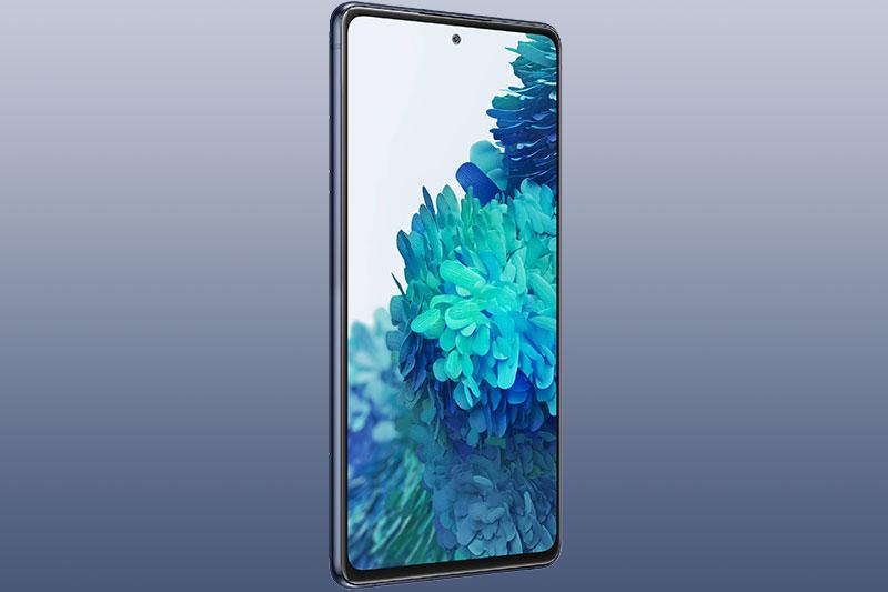 Màn hình có tần số quét cao 120 Hz siêu mượt - Samsung Galaxy S20 FE