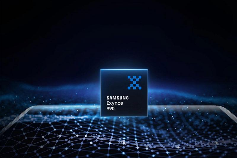 Chip Exynos 990 hàng đầu của Samsung - Samsung Galaxy S20 FE