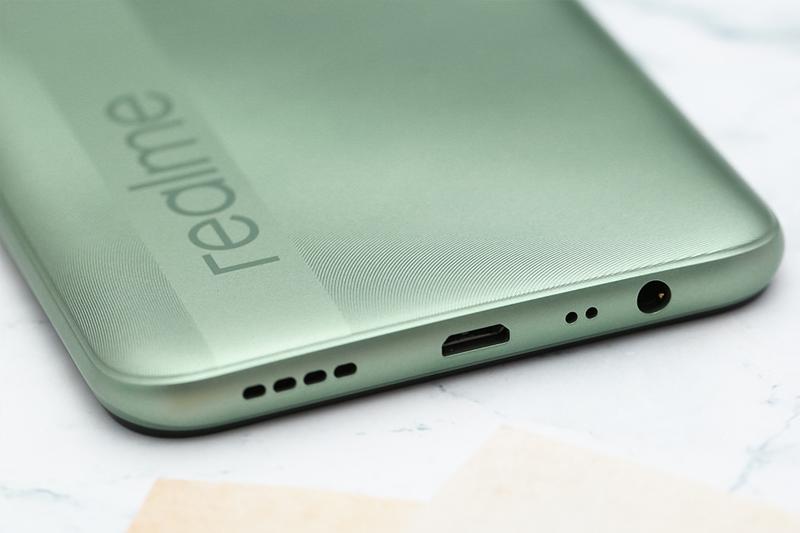 Điện thoại Realme C11 | Thời lượng pin ấn tượng