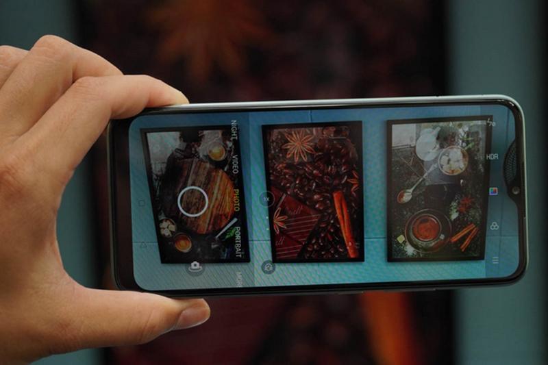 Điện thoại Realme C11 | Giao diện camera