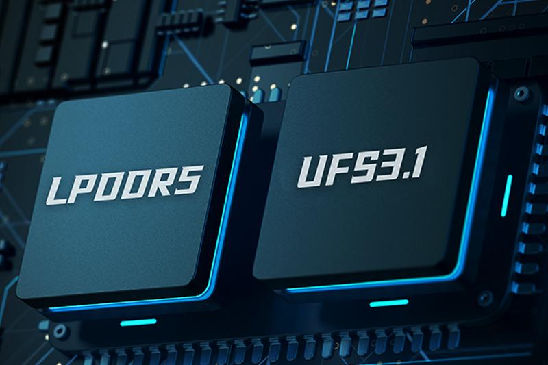 XIAOMI BLACK SHARK 4 | RAM LPDDR5 và bộ nhớ UFS 3.1