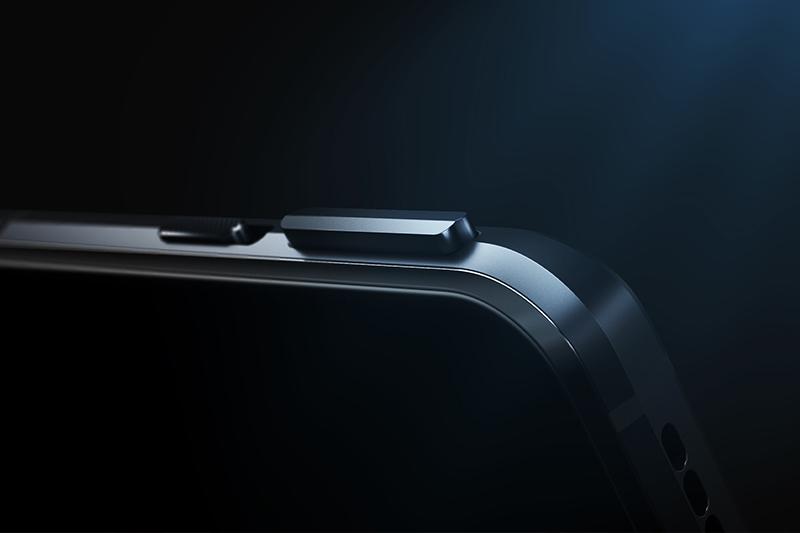 XIAOMI BLACK SHARK 4 | Trang bị thêm nút bấm trigger tối ưu cho các thao tác chơi game