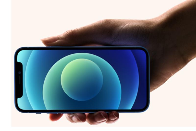 iPhone 12 Mini 64GB | Màn hình OLED Super Retina XDR tràn viền độ phân giải 1080 x 2340 Pixels