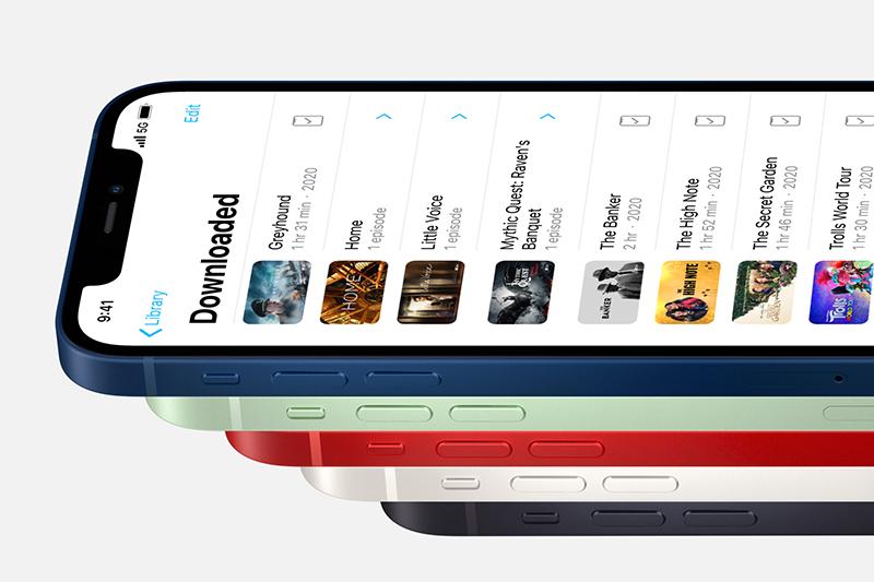 iPhone 12 Mini 64GB | RAM 4 GB và bộ nhớ trong 64 GB