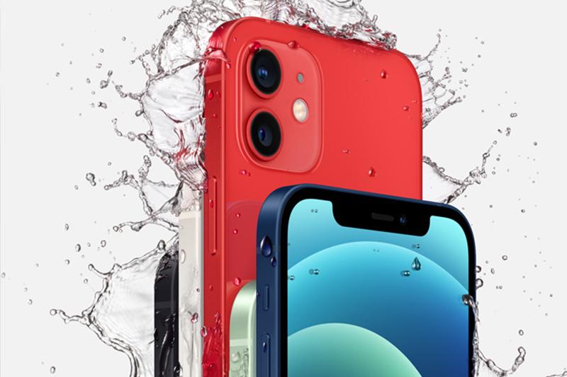 iPhone 12 Mini 64GB | Hỗ trợ khả năng kháng nước chuẩn IP68