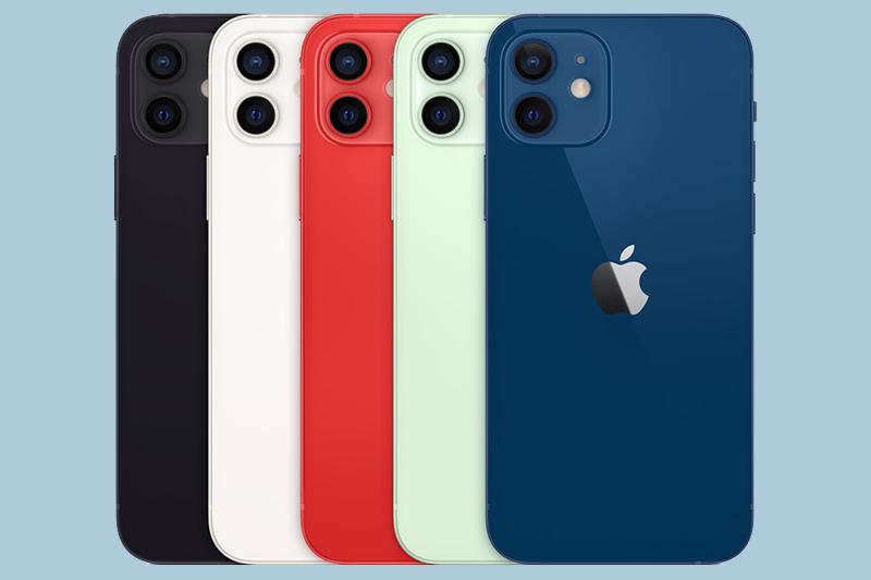 iPhone 12 Mini 64GB | Mặt lưng bóng bẩy, nhiều màu sắc chọn lựa