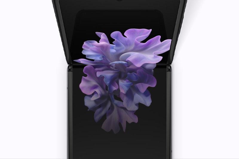 Thời gian sử dụng pin khoảng 1 ngày | Samsung Galaxy Z Flip 5G