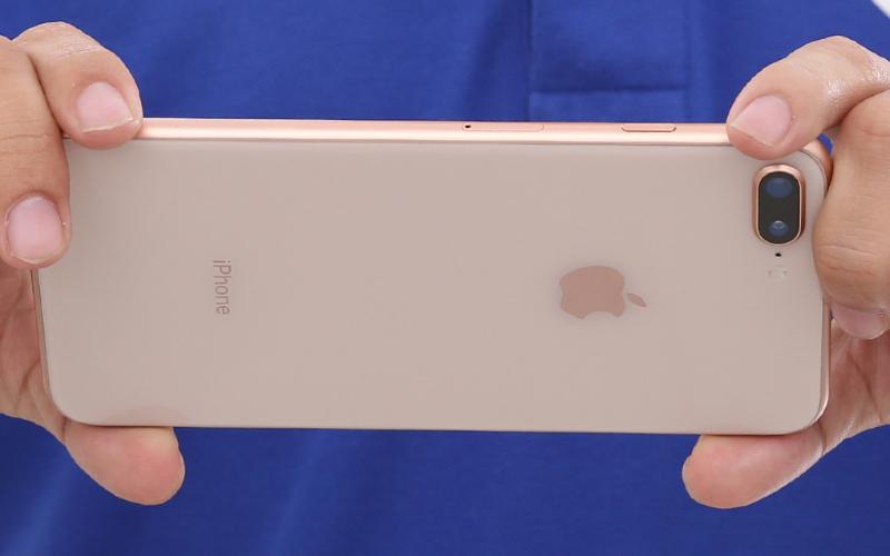 Cấu hình mạnh mẽ đi kèm với chip khủng - iPhone 8 Plus 128GB