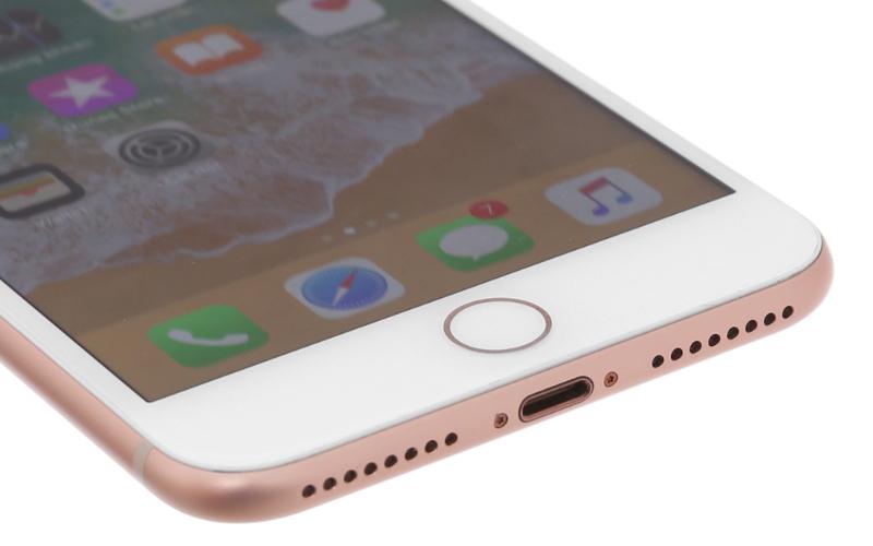 Tích hợp sạc không dây, hỗ trợ sạc nhanh - iPhone 8 Plus 128GB