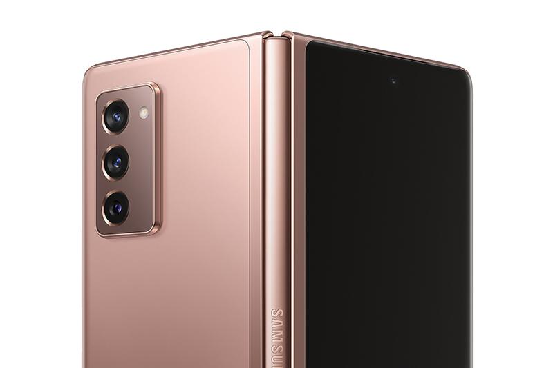 Samsung Galaxy Z Fold 2 | Thiết kế cải tiến, sang trọng hơn