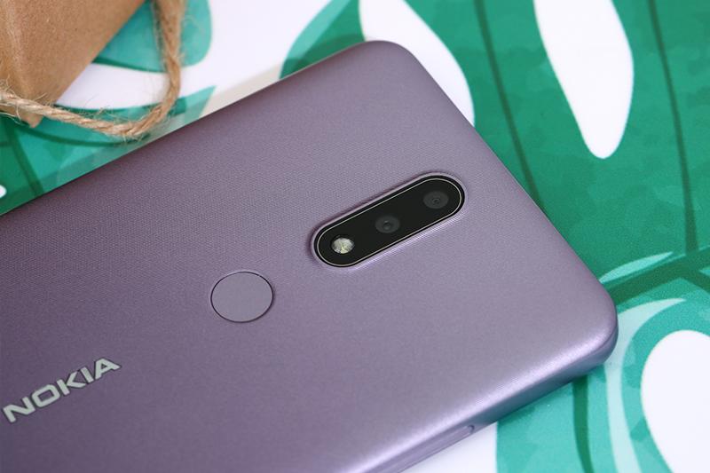 Hệ thống camera sau | Nokia 2.4