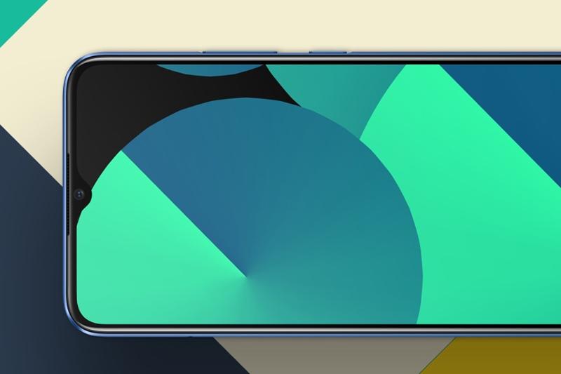 Realme C15 | Màn hình giọt nước giúp trải nghiệm khung ảnh lớn hơn