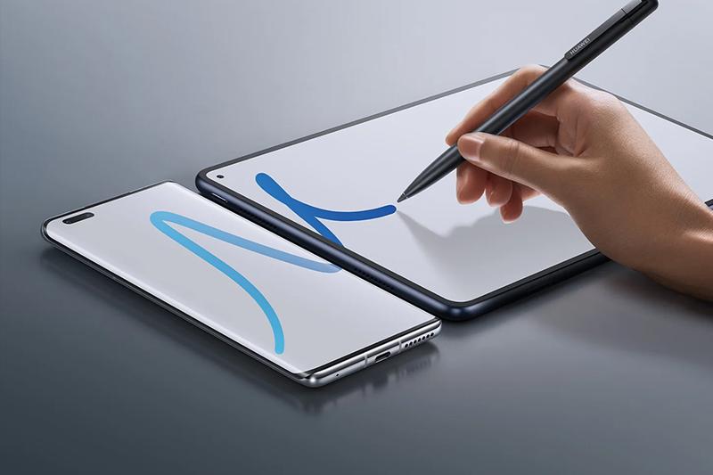 Huawei Mate 40 Pro | Tốc độ làm mới màn hình 90 Hz và tốc độ lấy mẫu cảm ứng 240 Hz
