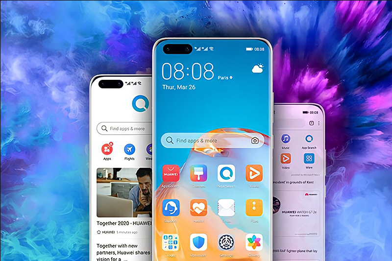 Huawei Mate 40 Pro | 8 GB RAM , bộ nhớ trong 256 GB
