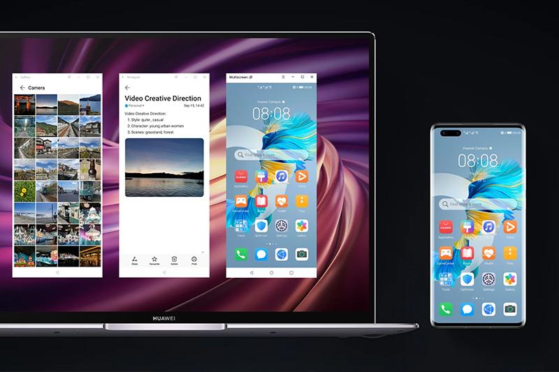 Huawei Mate 40 Pro | Màn hình siêu tràn viền OLED 6.76 inch