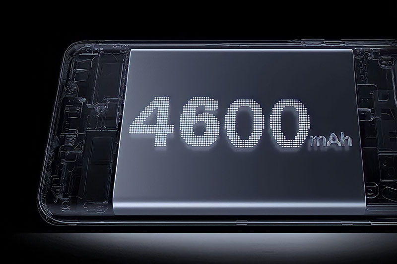 Xiaomi Mi 11 | Pin với dung lượng 4.600 mAh ấn tượng