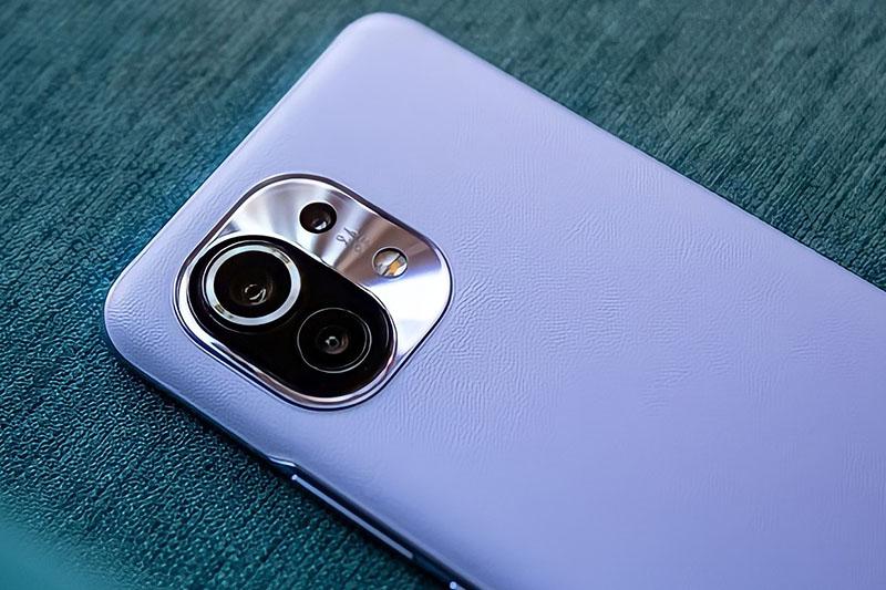 Xiaomi Mi 11 | Camera góc siêu rộng 123 độ 13 MP