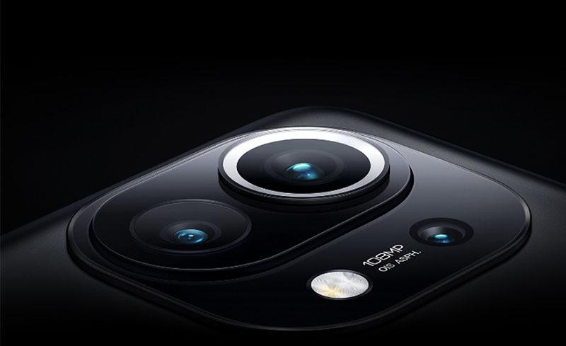 Xiaomi Mi 11 | Cụm 3 camera độ phân giải lên đến 108MP