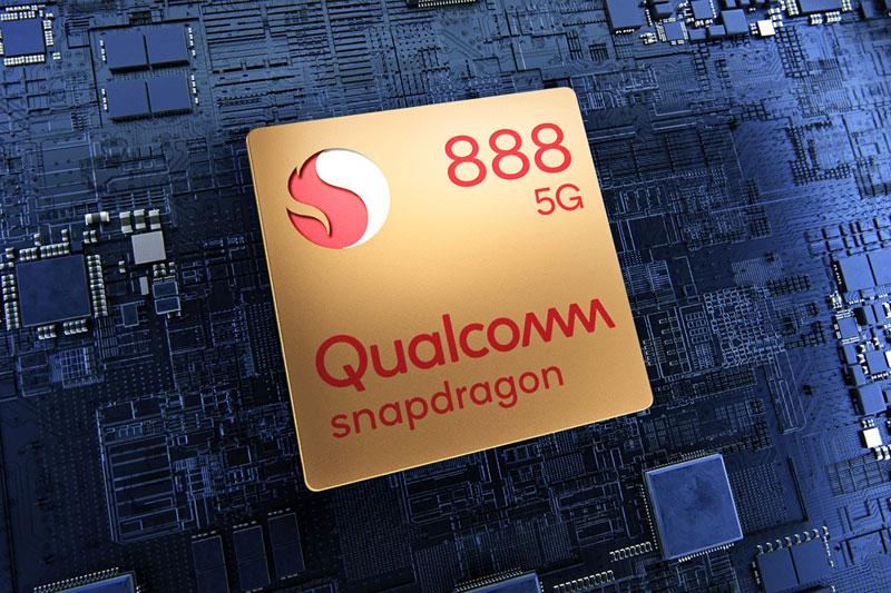 Xiaomi Mi 11 | Trang bị vi xử lý Qualcomm Snapdragon 888