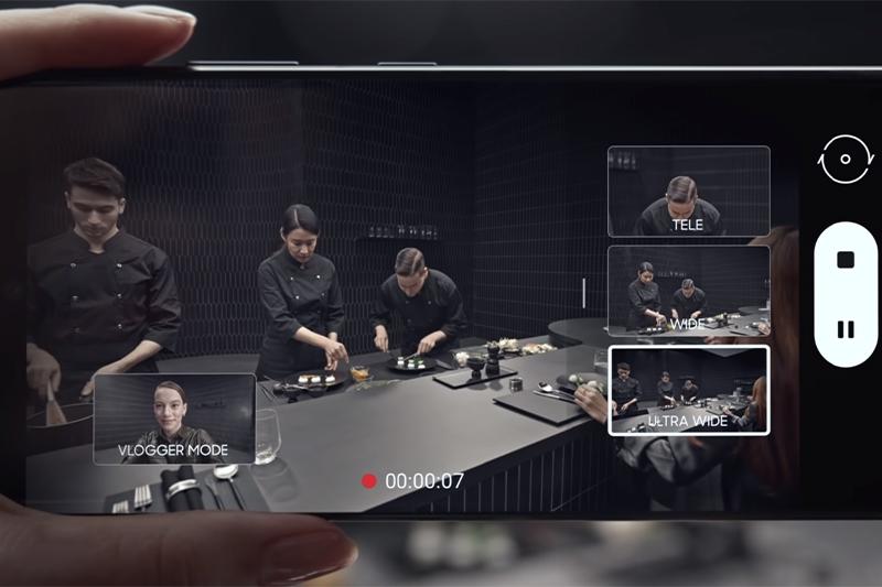 Ấn tượng với khả năng quay video 8K với 24 khung hình/giây