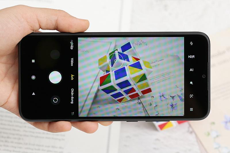 Hình ảnh sắc nét khi chụp bằng camera thường diện thoại Xiaomi Redmi 9C