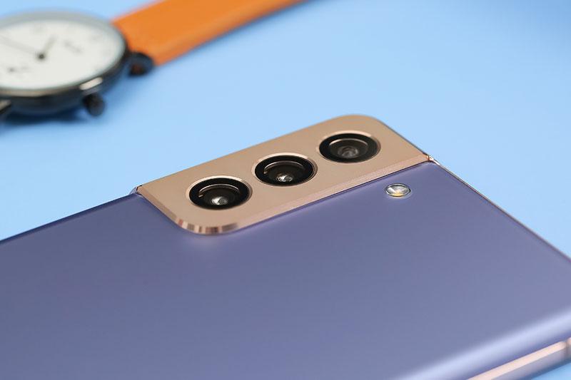 Điện thoại Samsung Galaxy S21+ 5G | Bộ 3 camera 64 MP tiến phong công nghệ AI