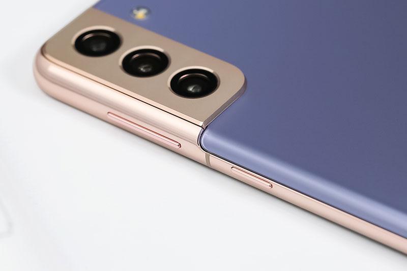 Điện thoại Samsung Galaxy S21+ 5G | Khả năng hoàn thiện cao