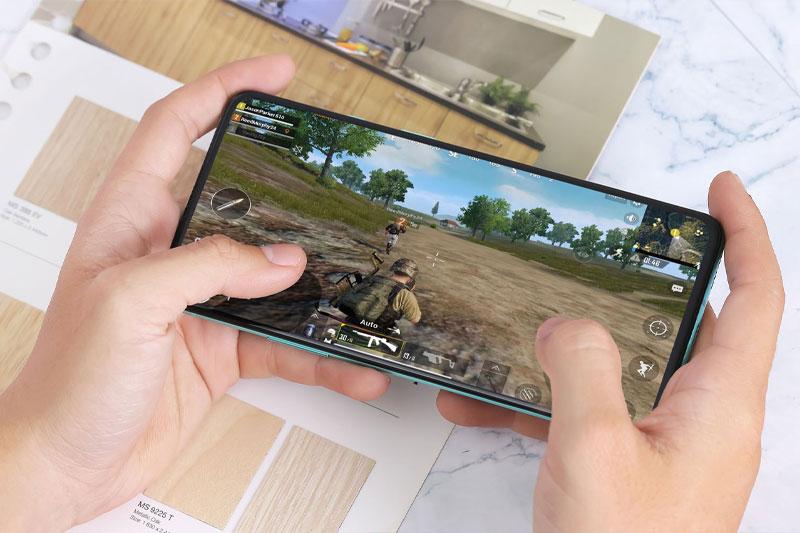 Điện thoại OnePlus 8T 5G | Trải nghiệm chơi game