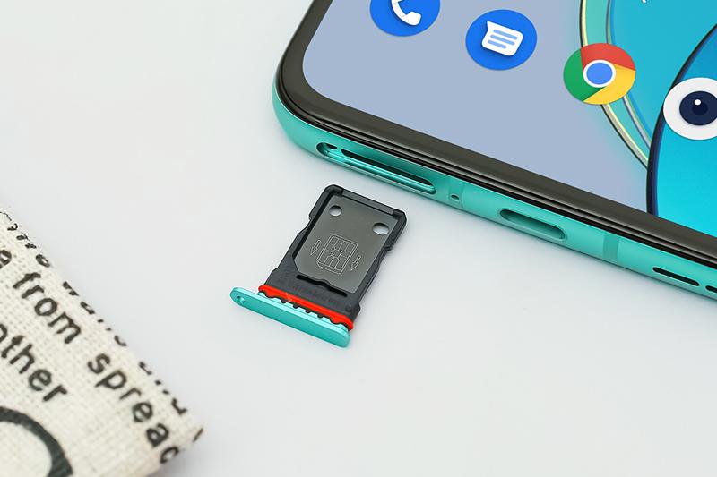Điện thoại OnePlus 8T 5G | Khe cắm sim