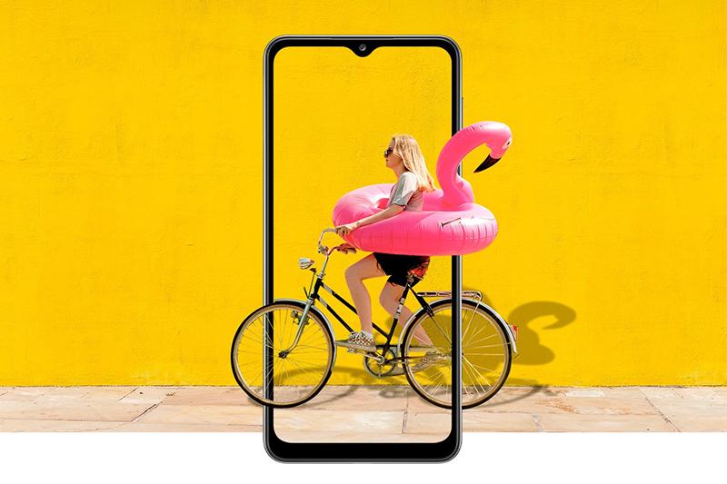Samsung Galaxy A32 5G | Màn hình tràn viền thời thượng 6.5 inch