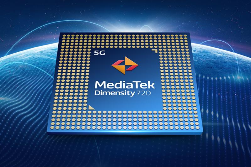 Samsung Galaxy A32 5G | Trang bị chip MediaTek Dimensity 720 5G mạnh mẽ