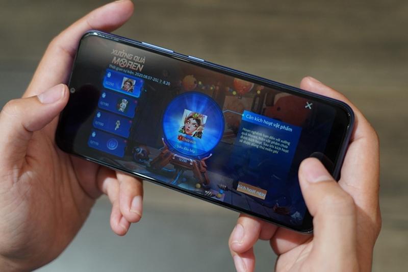 Điện thoại Realme C12 | Chơi Liên Quân Mobile trên máy