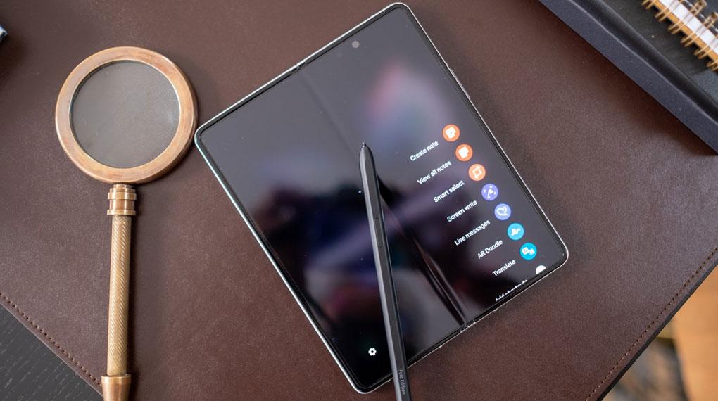 Samsung Galaxy Z Fold3 5G   Hiệu năng mạnh mẽ, xử lý mượt mà các tác vụ